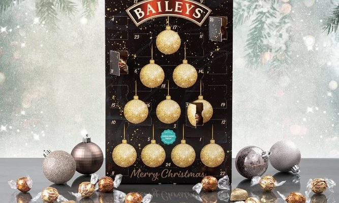 Lotteri Bailey's adventskalender