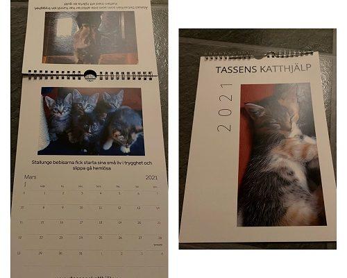 Lotteri Tassens Fotokalender